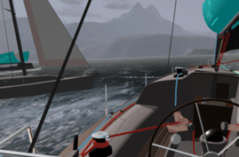 eSail Sailing Race