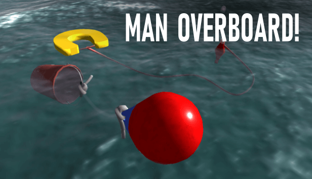 Man Overboard from eSail