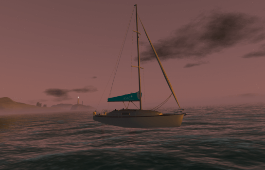 eSail the sailing simulator