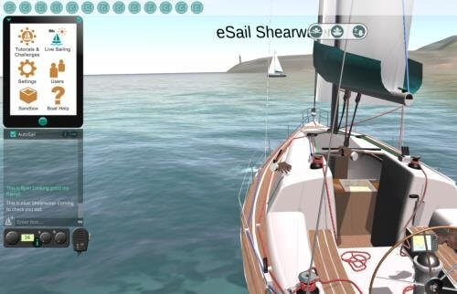 eSail VHF Chat