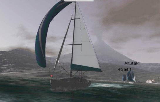 eSail multiplayer race